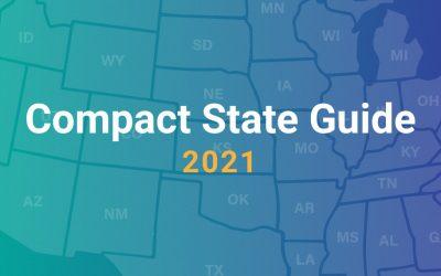 Nursing Licensure Compact (NLC) Guide 2021