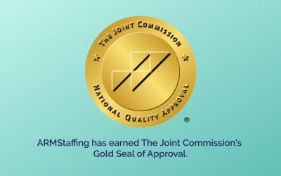 ARMStaffing Receives Joint Commission Gold Seal of Approval for 11th Year
